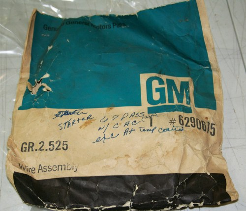 small resolution of 1967 chevrolet engine harness v8 with cac nos ea