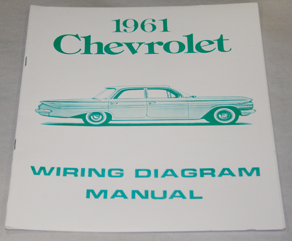 hight resolution of nos impala parts literature 1961 chevrolet wiring diagram1961 chevrolet wiring diagram manual nos