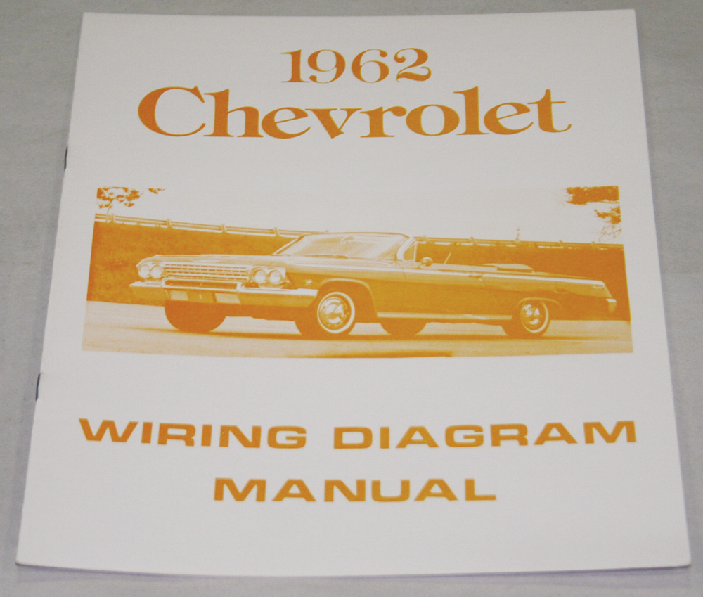 medium resolution of nos impala parts literature 1962 chevrolet wiring diagram1962 chevrolet wiring diagram manual nos