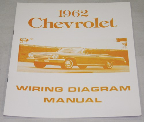 small resolution of 1962 chevrolet wiring diagram manual nos ea