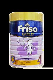 susu pertumbuhan dan penambah berat badan Friso gold 4