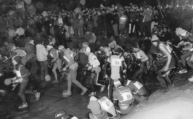 Elfstedentocht 1985 Niemand Kende Die Mannen Nos