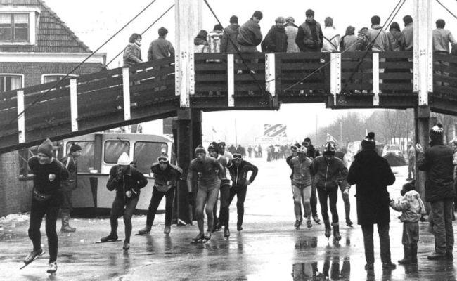 Het Was Een Tocht Op Het Randje In 1985 Nos
