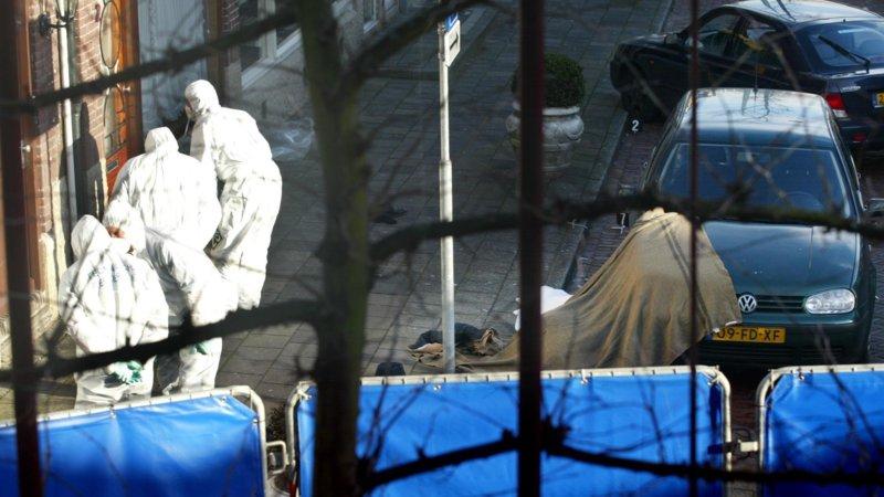 Kroongetuige Ros mededader moord op Cor van Hout  NOS