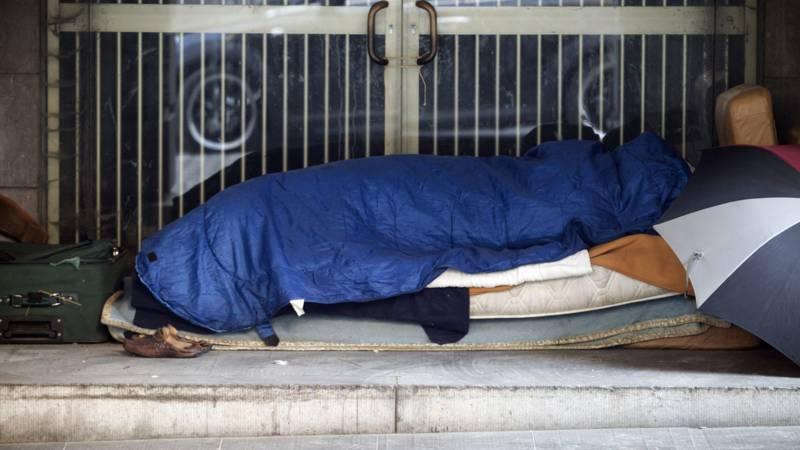 Ook in Nederland zachte dwang om daklozen uit de kou te