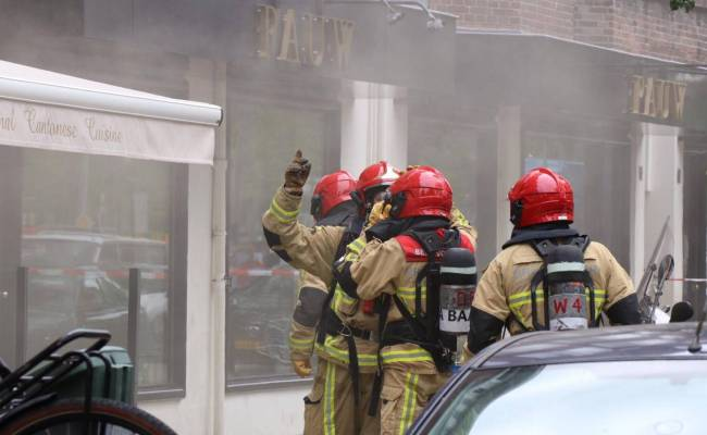 Grote Brand In Chinees Restaurant Amsterdam Onder Controle