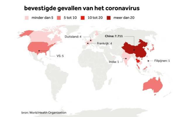 Van Australië Tot Nederland Zo Worden Coronavirus Evacués