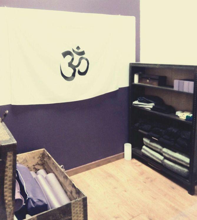 Detalle Yoga Shala Nosaltres Ateneo Cooperativo Lavapies