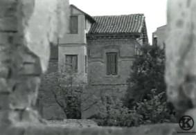La busca - Fachada lateral Villa San Miguel- Carabanchel