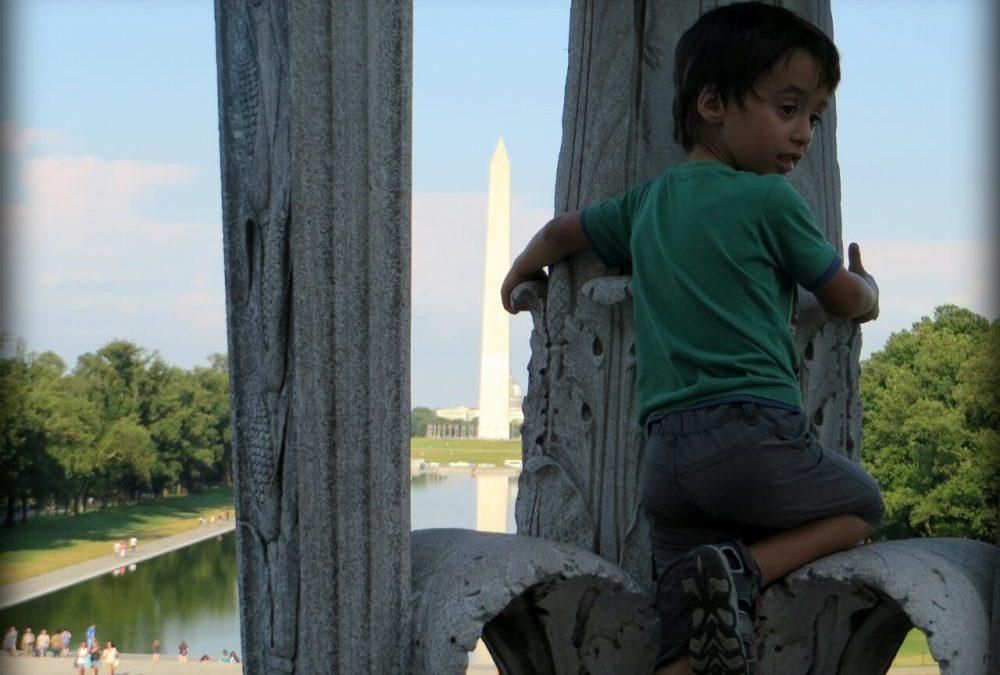 WASHINGTON DC IS DIFFERENT