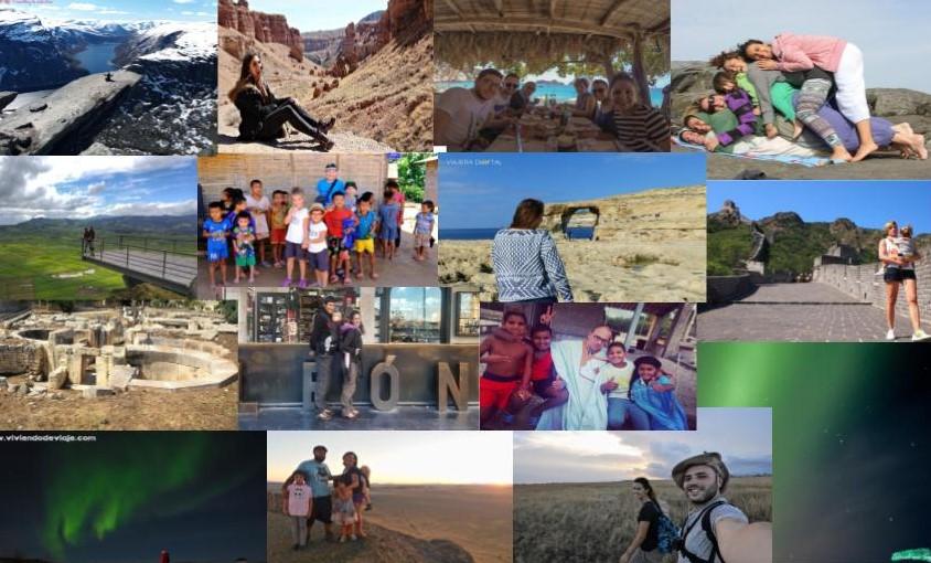 2017: UN AÑO LLENO DE EXPERIENCIAS ÚNICAS