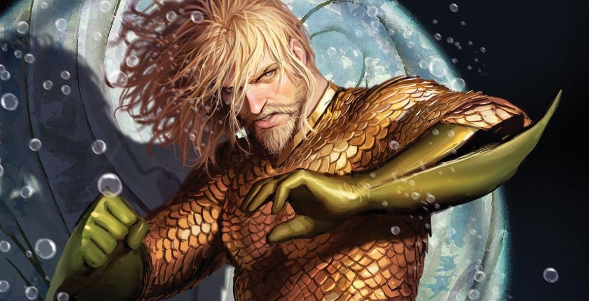 Aquaman | 8 curiosidades sobre o personagem