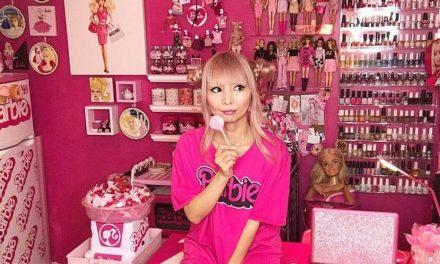 Fã transforma seu apartamento em uma casa da 'Barbie'