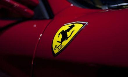 Livro sobre a marca Ferrari custa mais que um carro