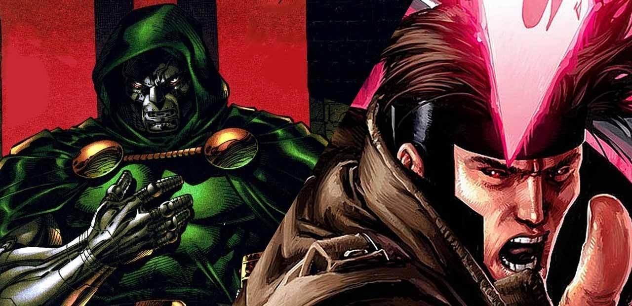Rumor indica que FOX cancelou filmes como Gambit, Doutor Destino e X-Force