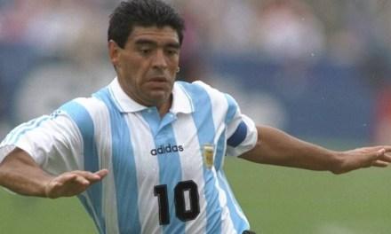 Série sobre Diego Maradona começa a ser filmada na Argentina