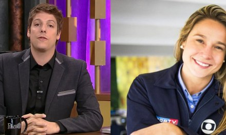 Fábio Porchat e Fernanda Gentil irão apresentar programa no lugar do Vídeo Show