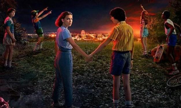 Terceira temporada de Stranger Things ganha pôster e data de estreia