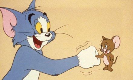 Tom e Jerry   Primeira arte conceitual do filme live-action é revelada