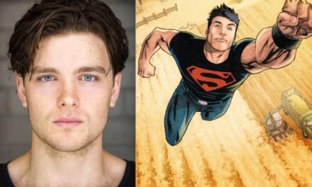Titãs | Joshua Orpin é escalado como Superboy na série