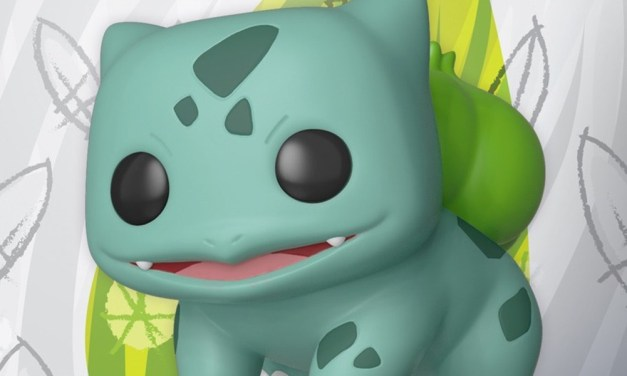 Pokemon Company e Funko fazem parceria para novos produtos da franquia Pokemon
