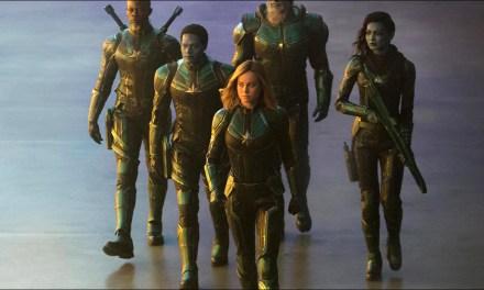Capitã Marvel | Divulgada nova cena do longa da Marvel Studios