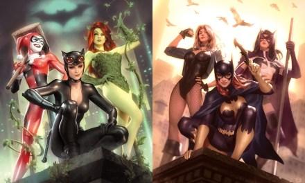 Warner Bros. está planejando um cross-over entre 'Aves de Rapina' e 'Sereias de Gotham'