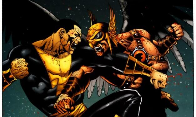 Adão Negro | Gavião Negro vai estar no longa da DC Comics