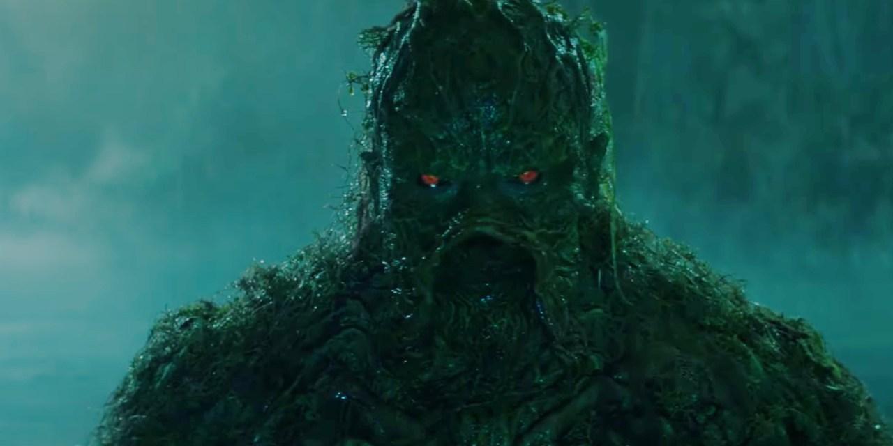 Monstro do Pântano | Série ganha novo e sinistro teaser oficial