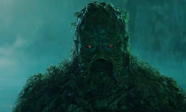 Monstro do Pântano | Série ganha primeiro e explosivo trailer oficial