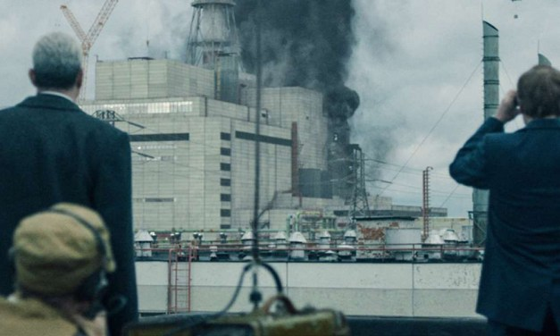 Stephen King faz paralelo entre série Chernobyl e Donald Trump