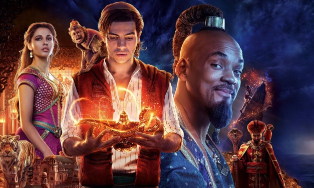 Aladdin 2 está em desenvolvimento