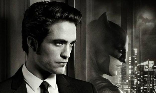 Robert Pattinson será o Batman no filme de Matt Reeves