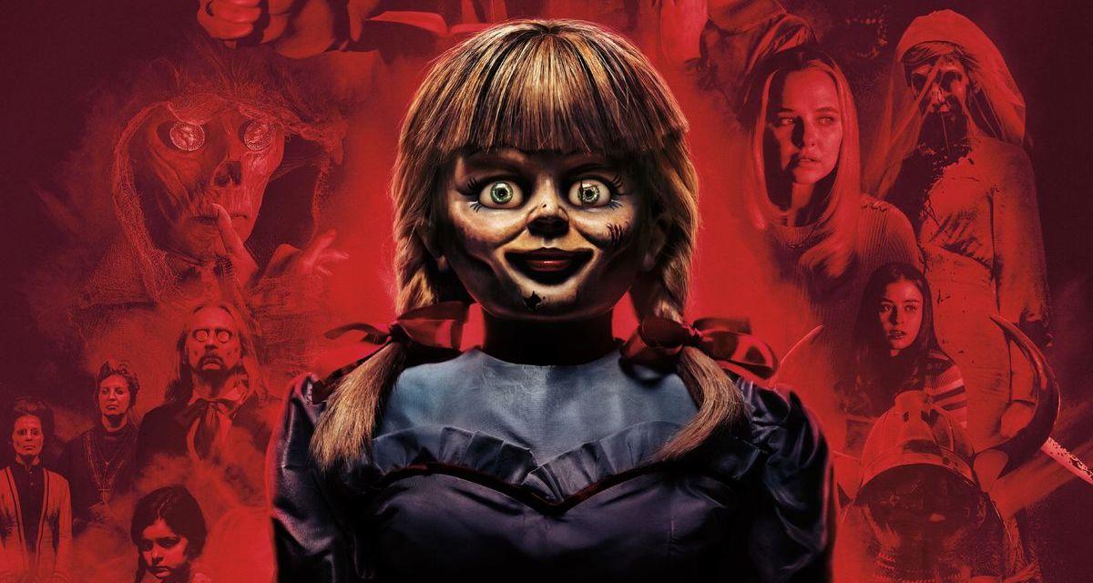 Crítica | Annabelle 3: De Volta para Casa – Scooby Doo sinistro