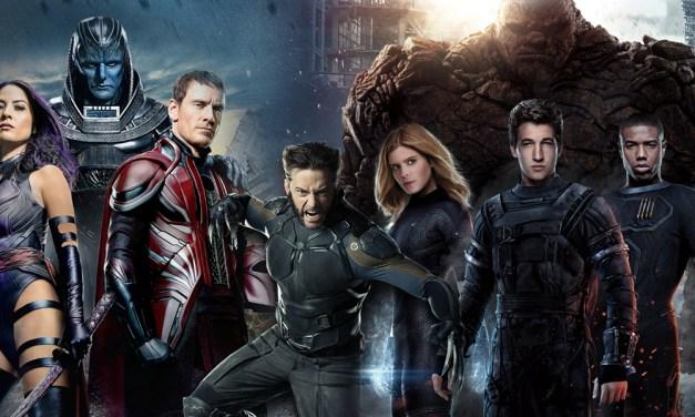 Fox planejava juntar Quarteto Fantástico, Deadpool e X-Men no mesmo filme
