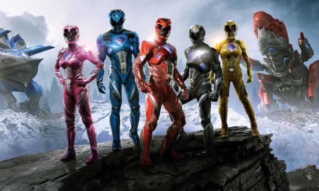 Power Rangers deve ganhar reboot com novo elenco