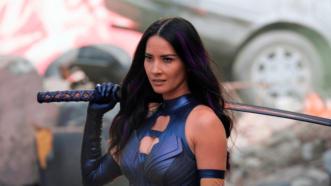 X-Men   Olivia Munn ficou desapontada com filme da saga