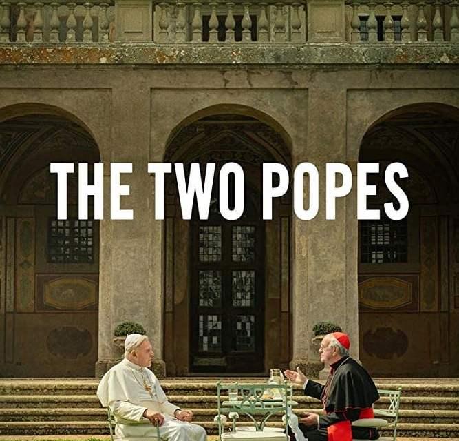 Dois Papas   Anthony Hopkins e Jonathan Pryce são destaques no trailer