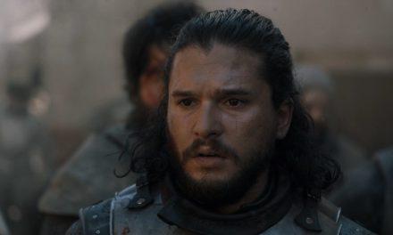 Kit Harington odiou filmar cena com dragão em Game of Thrones