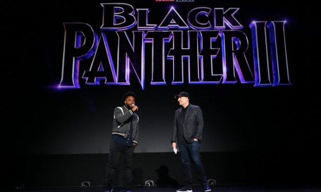 Pantera Negra 2 | Marvel confirma data de estreia