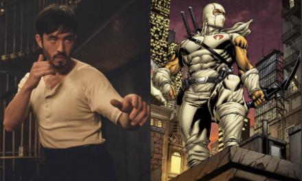 Snake Eyes | Andrew Koji será Storm Shadow em derivado de G.I. Joe