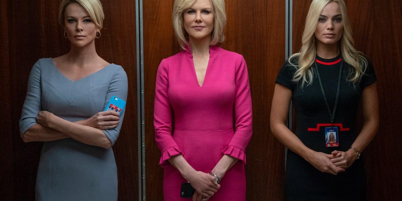 O Escândalo   Charlize Theron, Nicole Kidman e Margot Robbie se unem contra o assédio em trailer