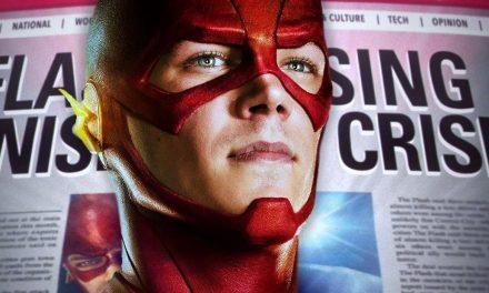Crise nas Infinitas Terras ganha novo teaser que mostra surgimento de herói