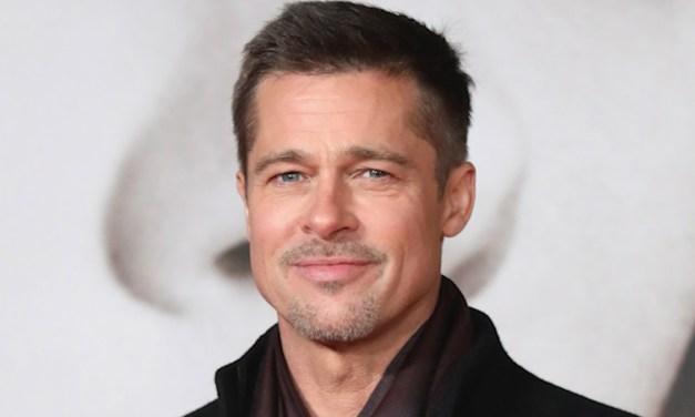 """Atriz diz que beijar Brad Pitt foi """"asqueroso"""""""