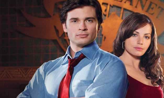 Atriz revela mini revival de Smallville em gravações de Crise nas Infinitas Terras