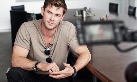 Chris Hemsworth, o Thor, dá apoio para fã que luta contra tumor no cérebro