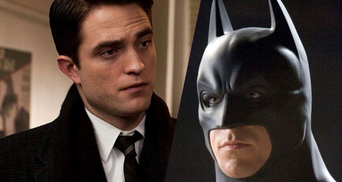 Christian Bale aprova Robert Pattinson como novo Batman