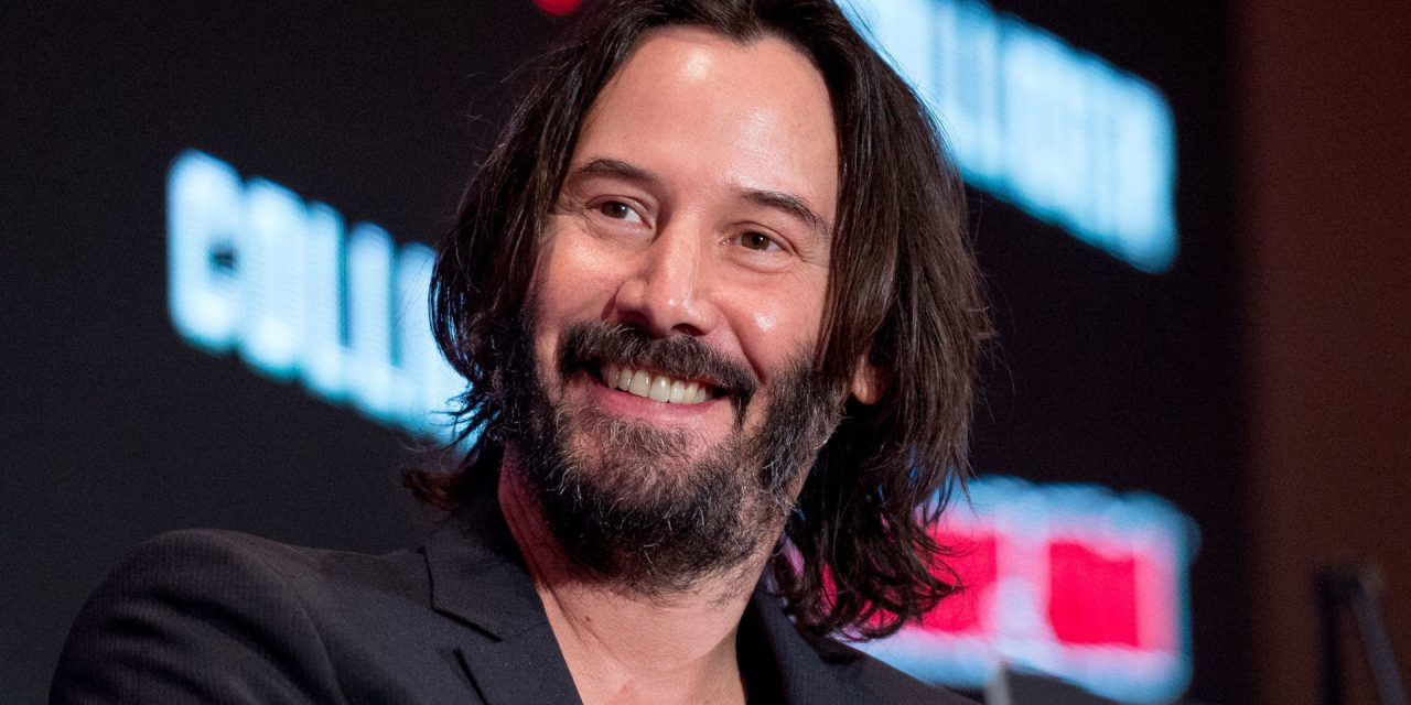 Keanu Reeves pode viver o vilão Pesadelo em Doutor Estranho 2
