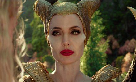 Malévola: Dona do Mal | Pôster destacando Angelina Jolie é divulgado