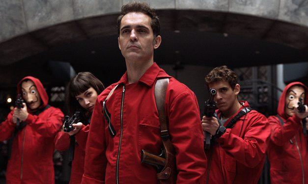 Netflix revela os erros de gravação de La Casa de Papel 3; veja!